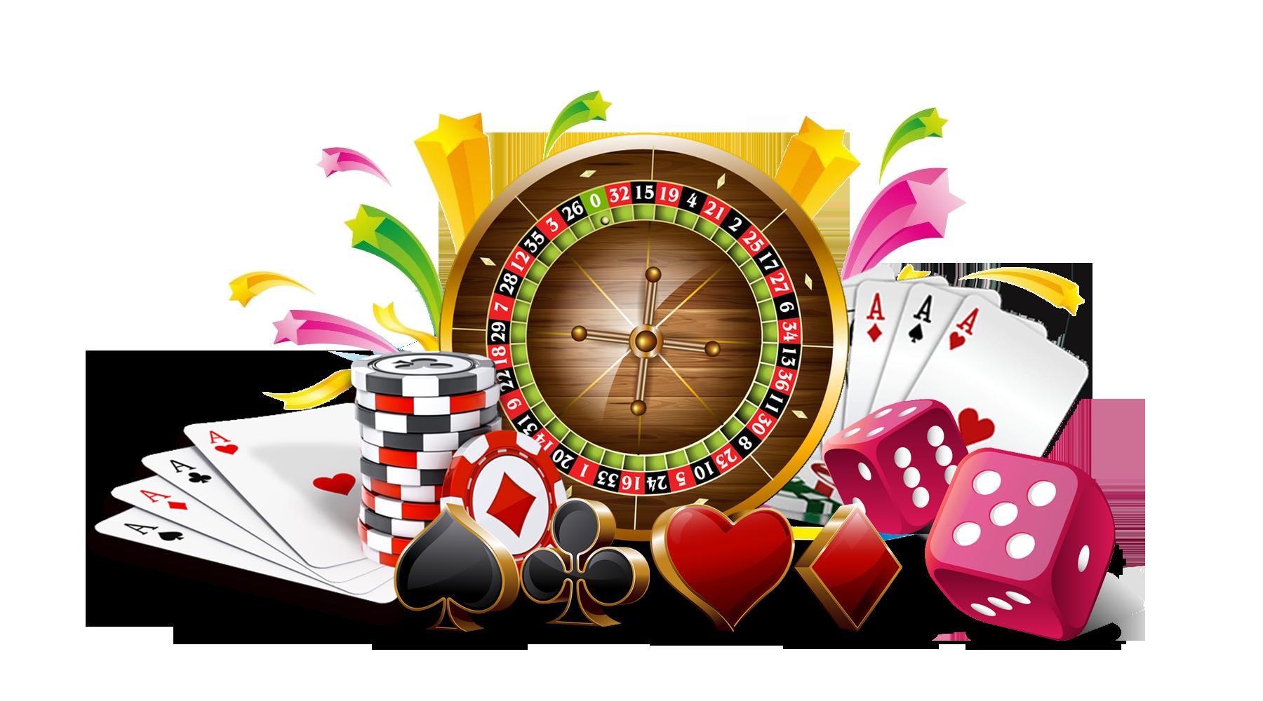 Loto, bingo, pokker, kasiino